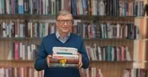 5 cuốn sách khiến Bill Gates mất ngủ