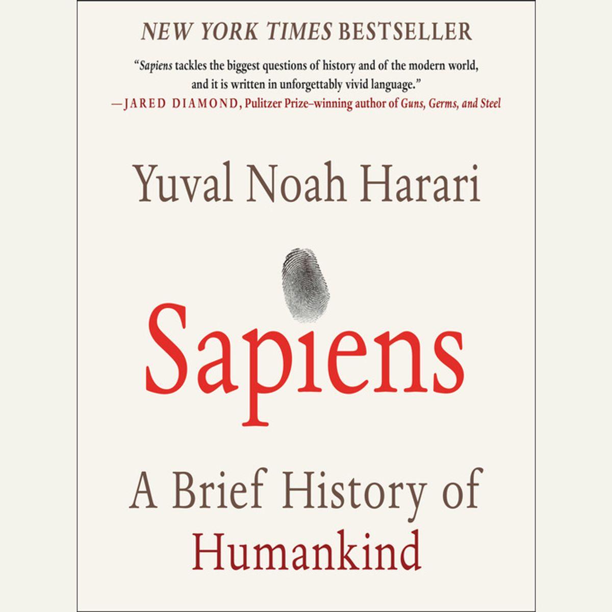 Sapiens - Lược sử loài người by Noah Harari