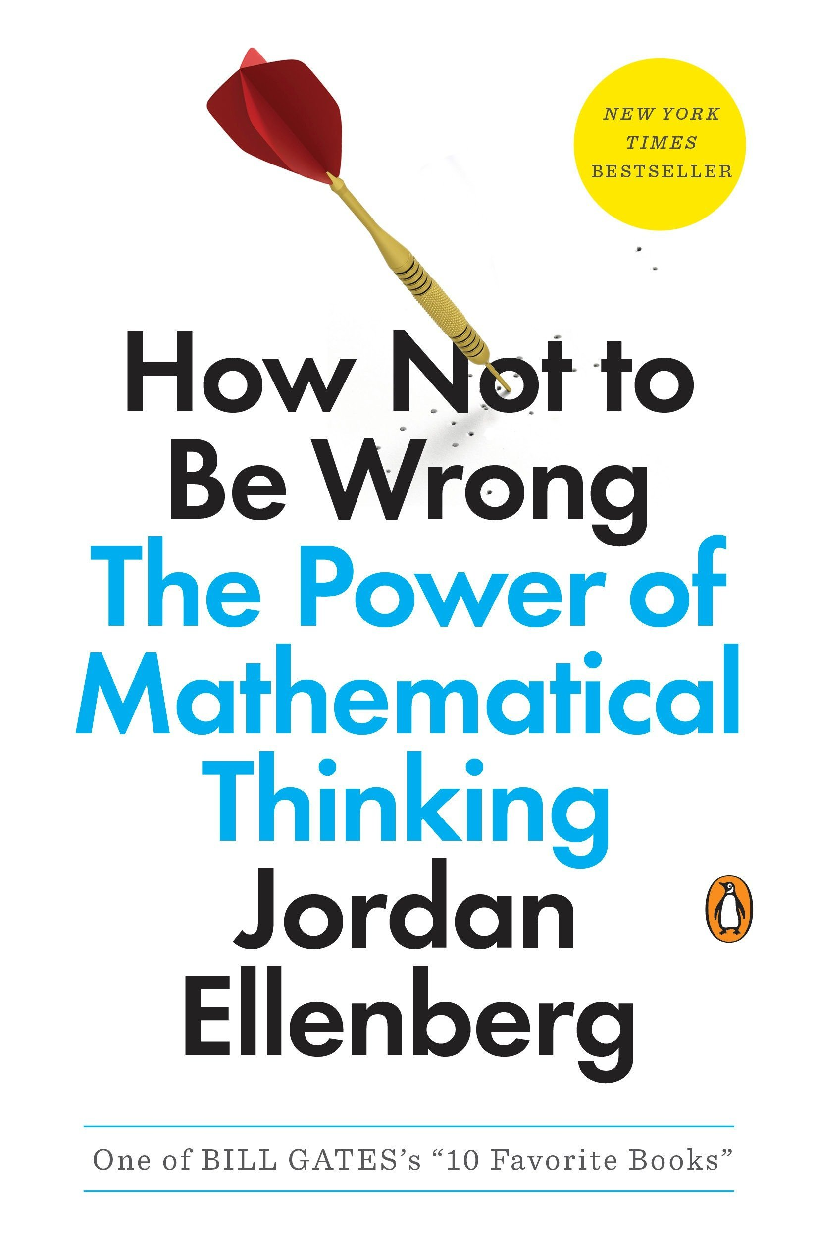 How Not to be Wrong - Cách không để sai by Jordan Ellenberg