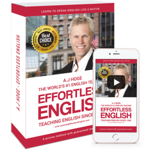 Effortless English và tác giả A. J. Hoge
